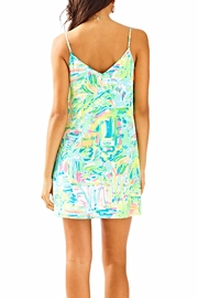 Lilly Pulitzer Lela Silk Dress - Front full body
