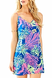 Lilly Pulitzer Lela Silk Dress - Product Mini Image