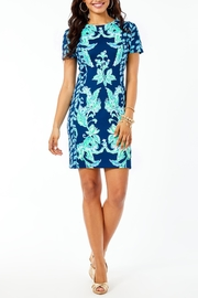 Lilly Pulitzer Lelicia Dress - Back cropped
