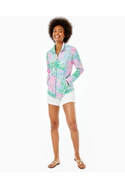 Lilly Pulitzer Leona Full-Zip Jacket - Side cropped