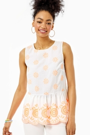 Lilly Pulitzer Lilliana Top - Product Mini Image