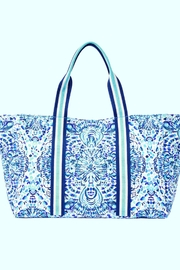 Lilly Pulitzer Lillys Lagoon Tote-Bag - Product Mini Image