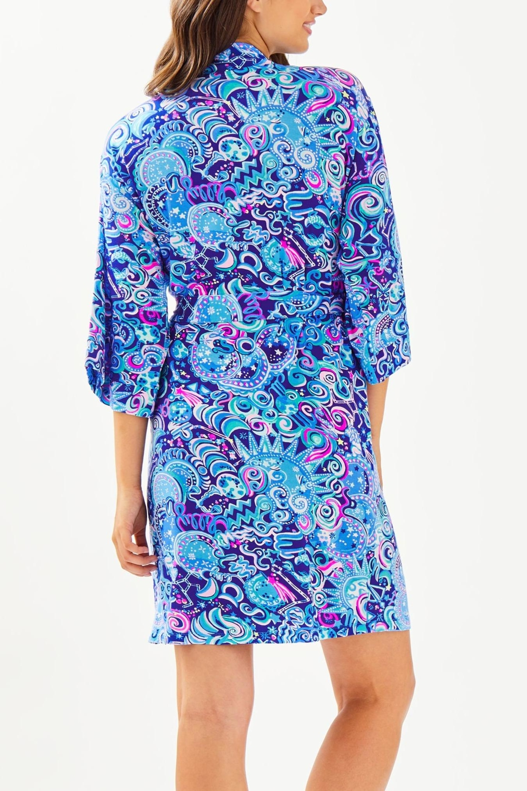 Lilly Pulitzer Lina Robe - Front Full Image