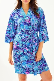 Lilly Pulitzer Lina Robe - Front cropped