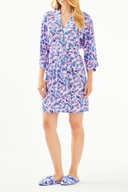 Lilly Pulitzer Lina Robe - Back cropped