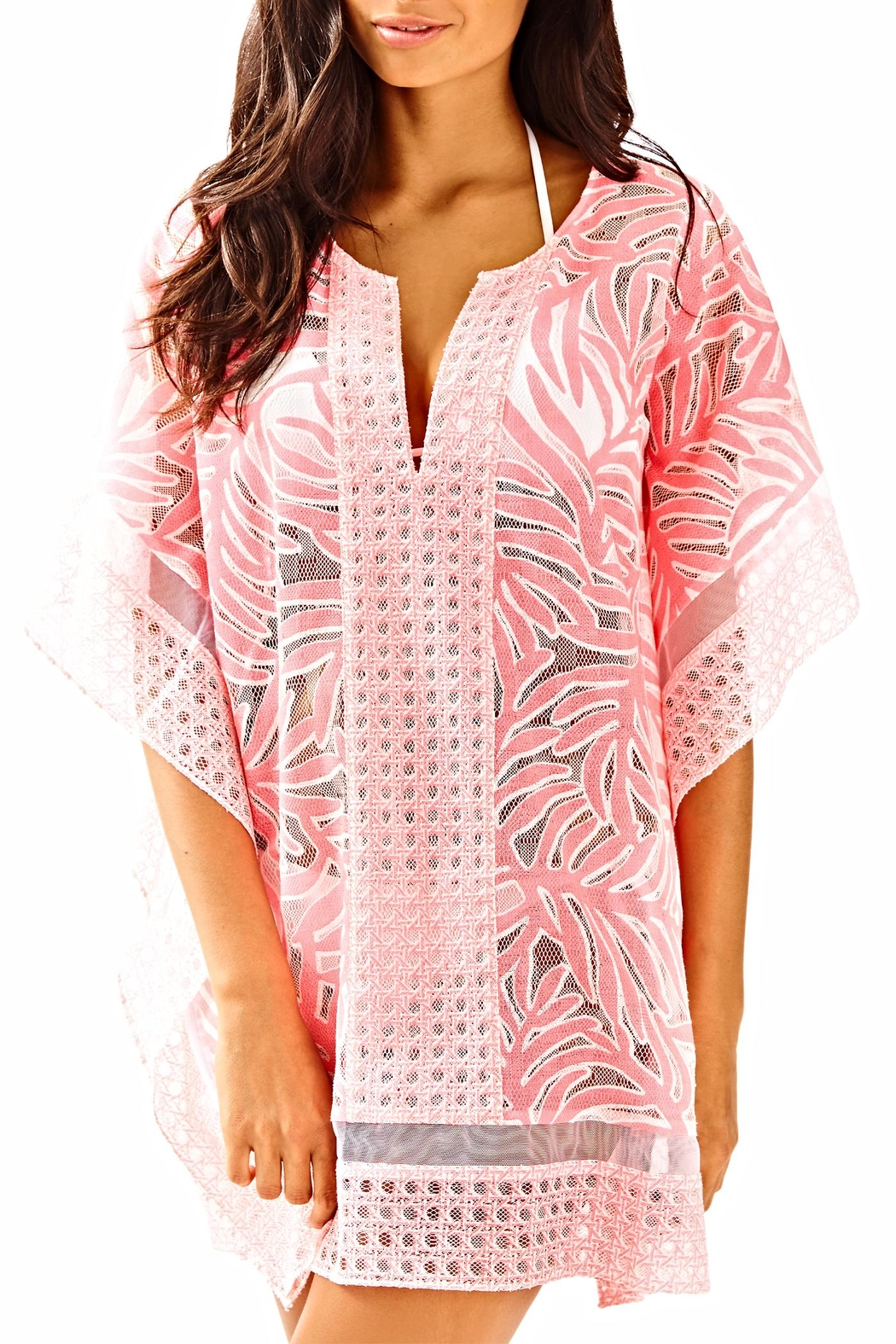 Lilly Pulitzer Lindamarie Coverup - Main Image