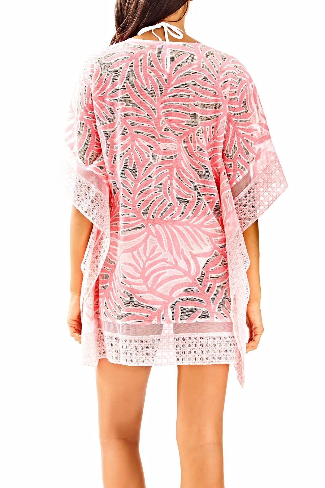 Lilly Pulitzer Lindamarie Coverup - Front Full Image