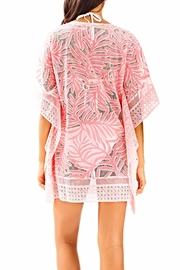 Lilly Pulitzer Lindamarie Coverup - Front full body