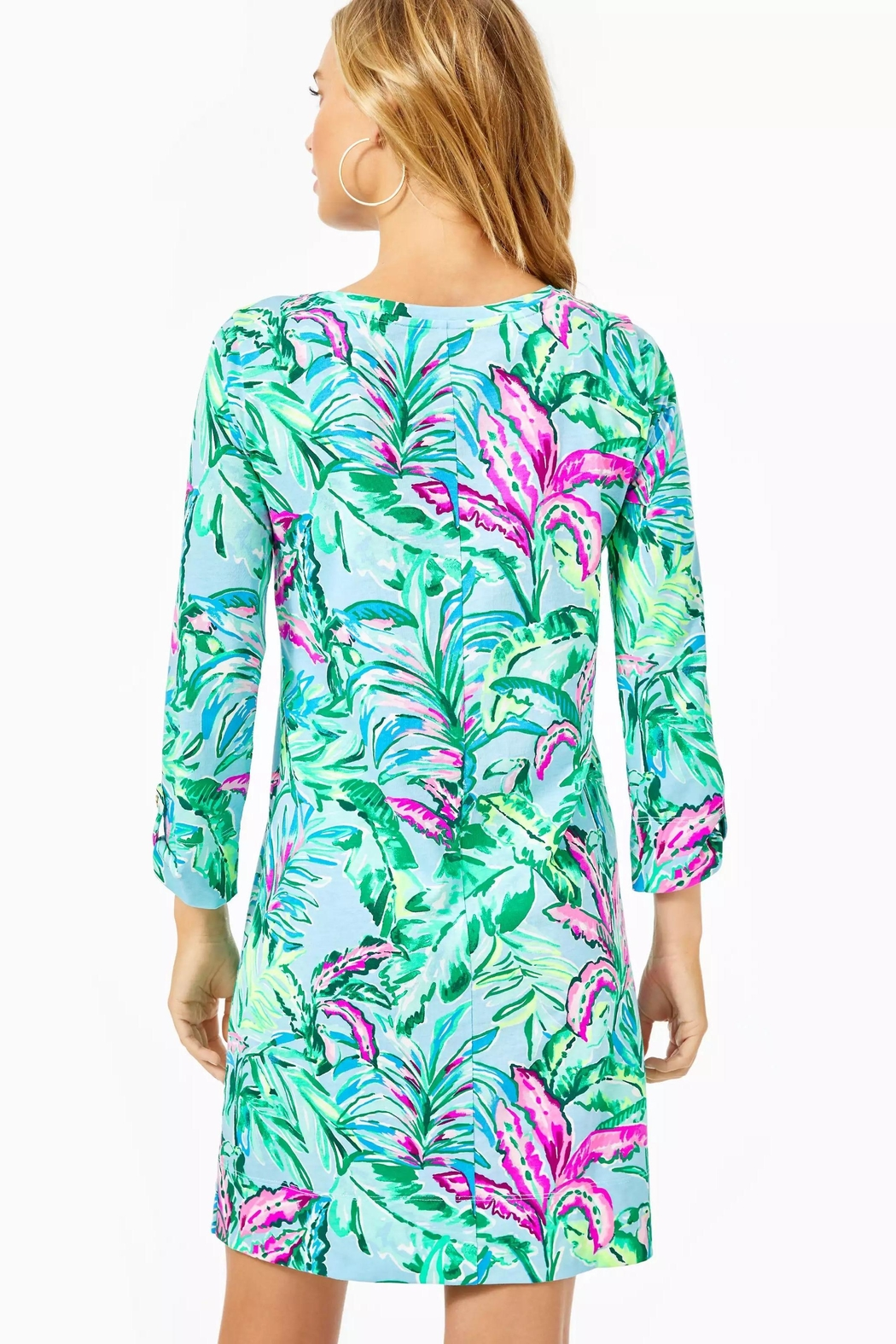 Lilly Pulitzer Linden Dress - Front Full Image