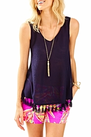 Lilly Pulitzer Lindy Sweater Tank - Product Mini Image