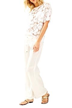 Lilly Pulitzer Linen Beach Pant - Product List Image