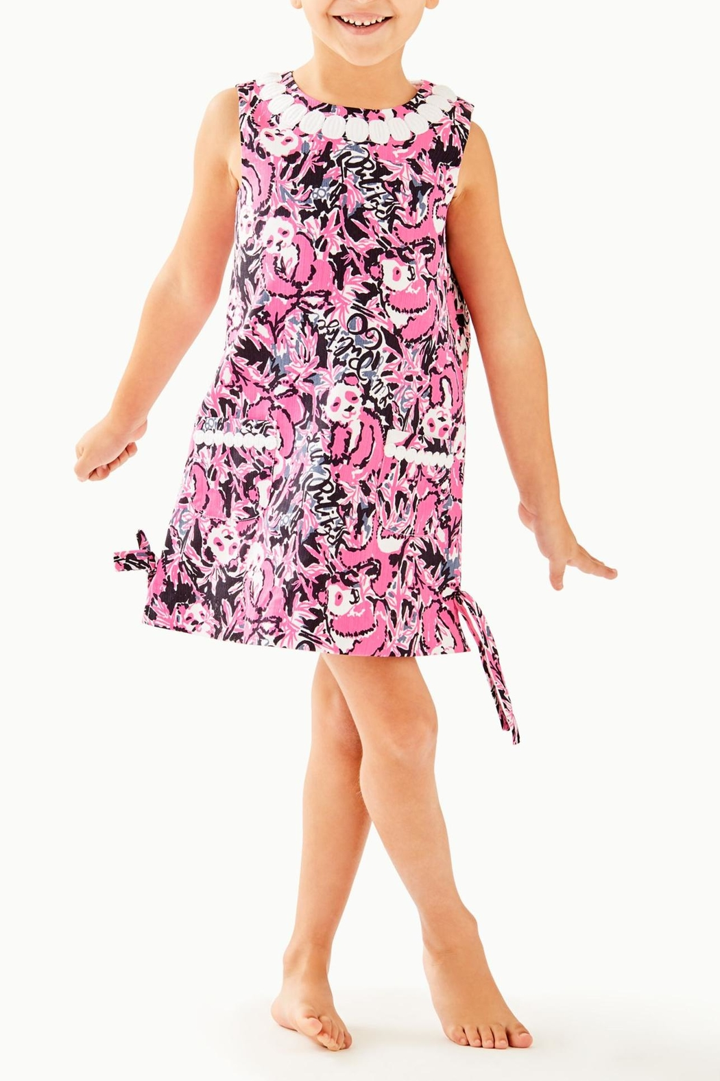 Lilly Pulitzer Little Classic Shift - Main Image