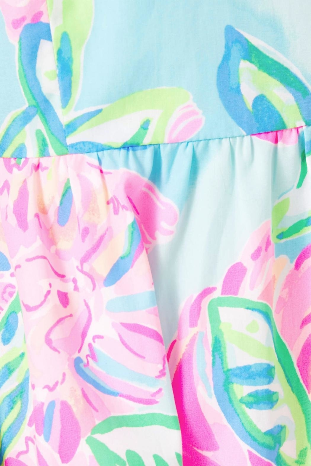 Lilly Pulitzer Little Kinley Dress - Side Cropped Image