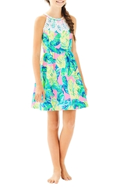 Lilly Pulitzer Little Kinley Dress - Side cropped