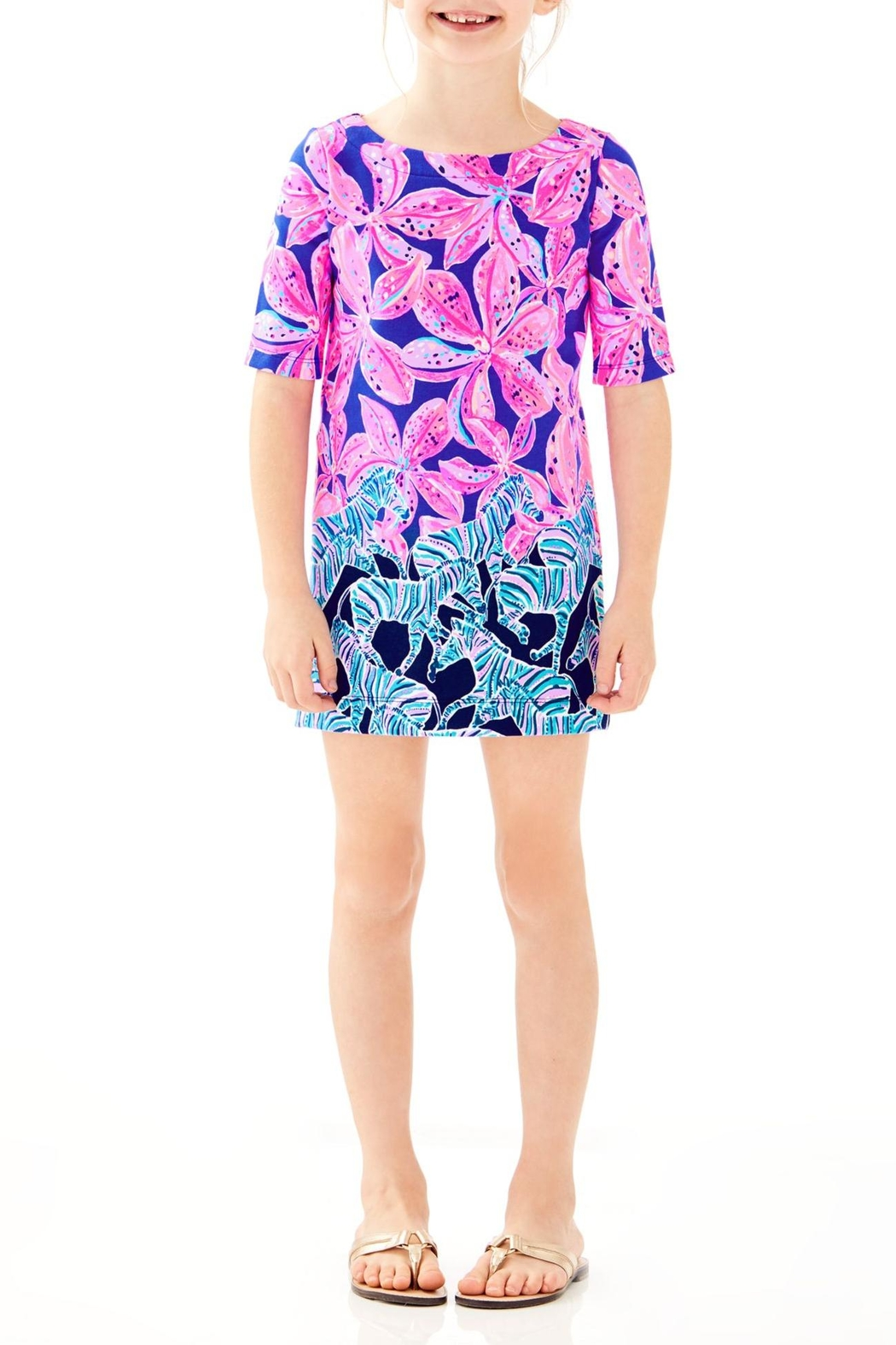 Lilly Pulitzer Little Lilah Dress - Main Image