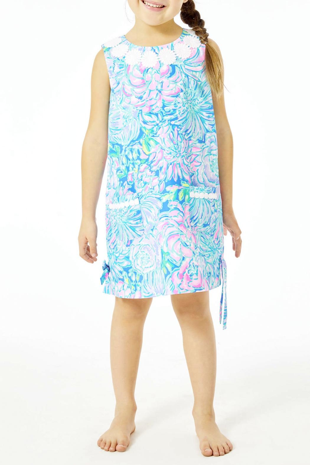 Lilly Pulitzer Little-Lilly Classic Shift - Main Image