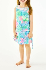 Lilly Pulitzer Little-Lilly Classic Shift - Front cropped