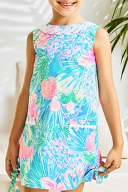 Lilly Pulitzer Little-Lilly Classic Shift - Side cropped