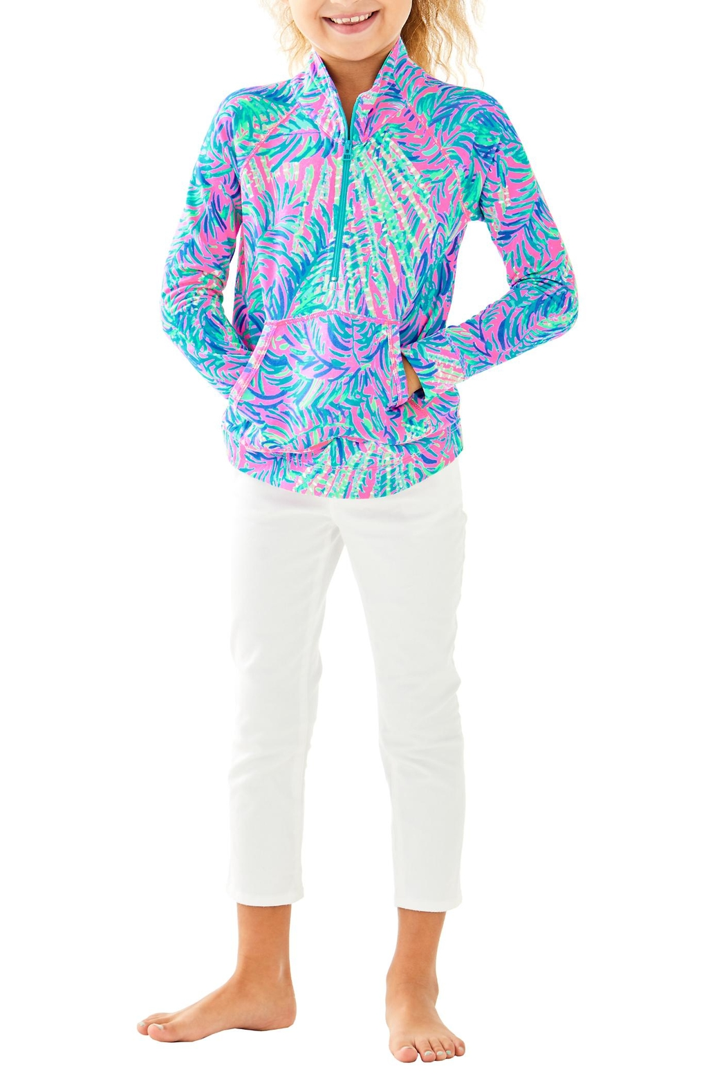 Lilly Pulitzer Little Skipper Popover - Main Image