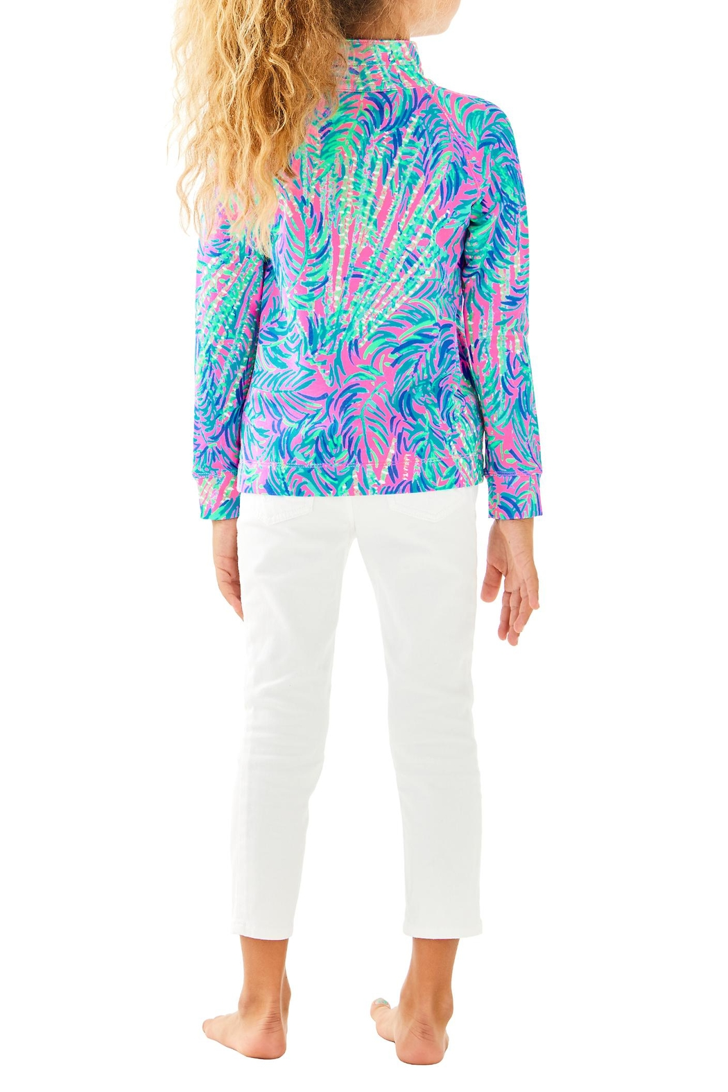 Lilly Pulitzer Little Skipper Popover - Front Full Image