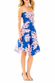 Lilly Pulitzer Loleta Strapless Dress - Front cropped
