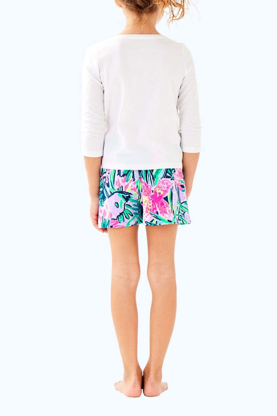 Lilly Pulitzer Londyn Top - Front Full Image