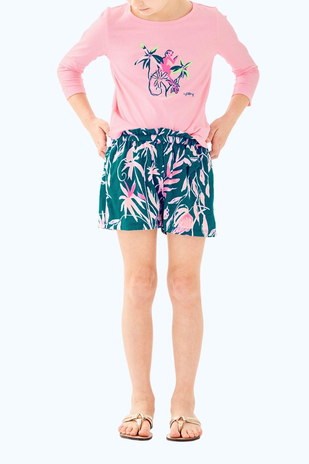 Lilly Pulitzer Londyn Top - Main Image