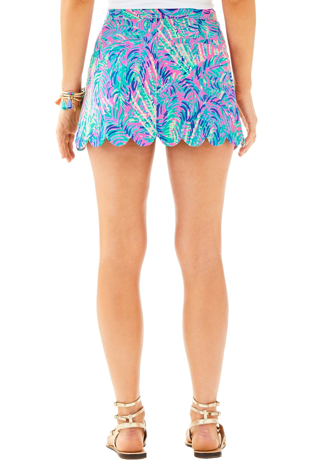 Lilly Pulitzer Lorelie Skort - Front Full Image