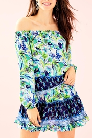 Lilly Pulitzer Lou Lou Top - Product Mini Image