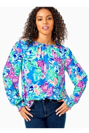 Lilly Pulitzer Luce Top - Front cropped
