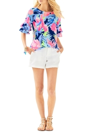 Lilly Pulitzer Lula Top - Side cropped