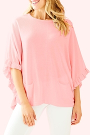 Lilly Pulitzer Lune Sweater - Front cropped