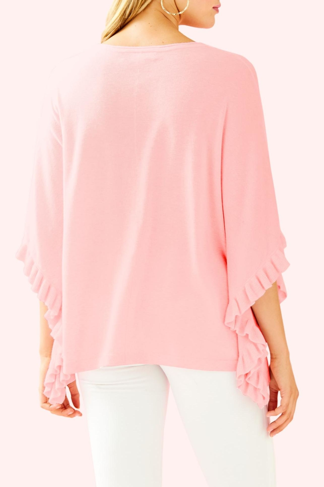 Lilly Pulitzer Lune Sweater - Front Full Image