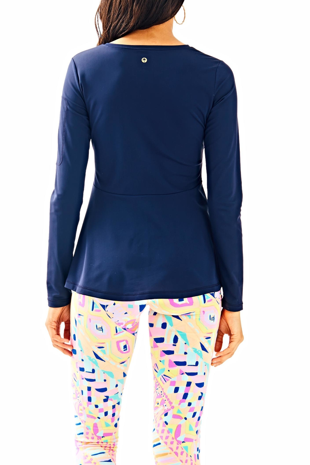Lilly Pulitzer Luxletic Adley Sunguard - Front Full Image