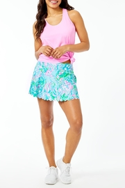 Lilly Pulitzer Luxletic Aila Scallop-Skort - Other