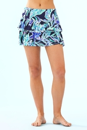 Lilly Pulitzer Luxletic Althea Active-Skort - Front cropped