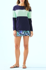 Lilly Pulitzer Luxletic Althea Active-Skort - Back cropped