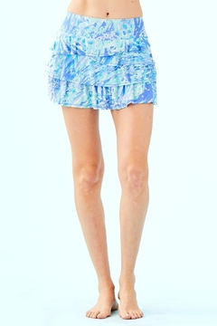 Lilly Pulitzer Luxletic Amira Skort - Product List Image