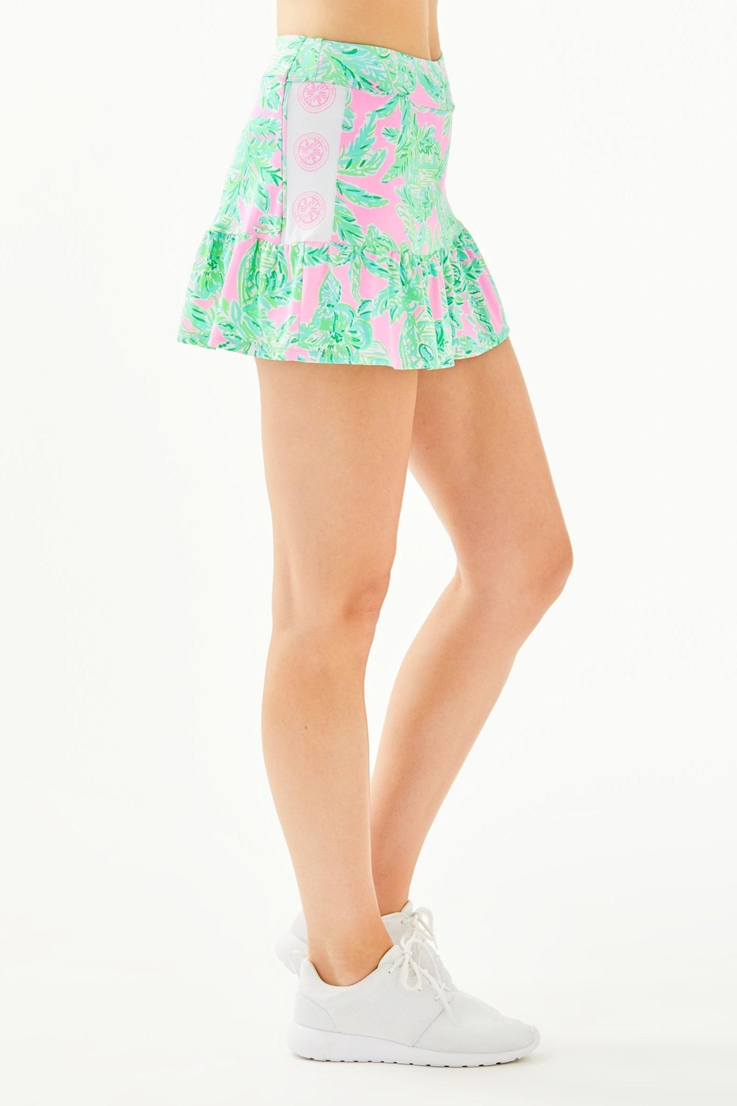 Lilly Pulitzer Luxletic Atalia Skort - Side Cropped Image