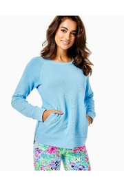 Lilly Pulitzer Luxletic Beach-Comber Pullover - Side cropped