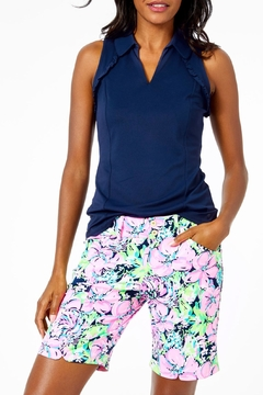 Lilly Pulitzer Luxletic Bettina Short - Product List Image