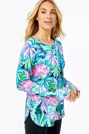Lilly Pulitzer Luxletic Blythe Pullover - Product Mini Image