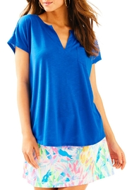 Lilly Pulitzer Luxletic Brodie T-Shirt - Product Mini Image