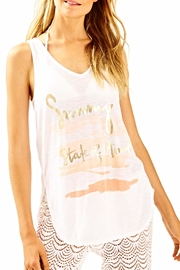 Lilly Pulitzer Luxletic Brooke Tank Top - Product Mini Image