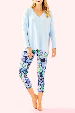 Lilly Pulitzer Luxletic Clifford Top - Alternate List Image