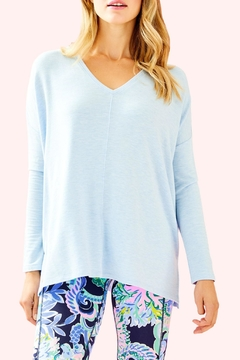 Lilly Pulitzer Luxletic Clifford Top - Product List Image