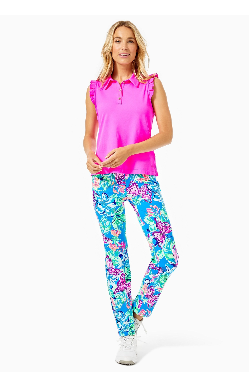 Lilly Pulitzer Luxletic Corso Pant - Main Image