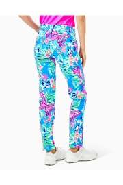 Lilly Pulitzer Luxletic Corso Pant - Front full body