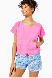 Lilly Pulitzer Luxletic Emmaline Pullover - Product Mini Image