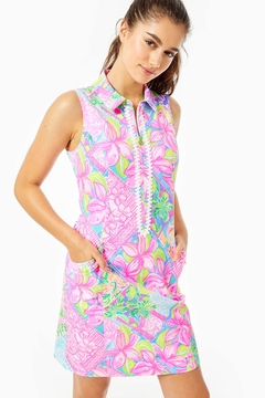 Lilly Pulitzer Luxletic Esmae Dress - Product List Image